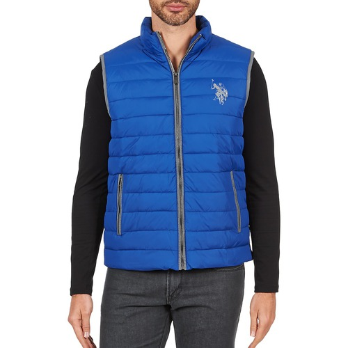 material Men Duffel coats U.S Polo Assn. USPA 1890 Blue