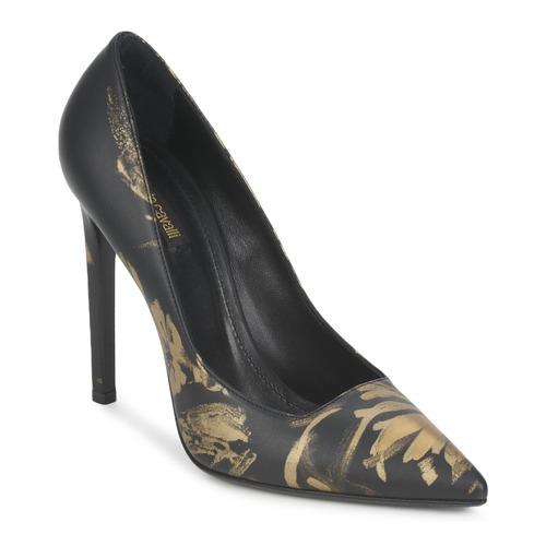 Shoes Women Court shoes Roberto Cavalli WDS211 Black
