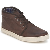 Shoes High top trainers Victoria CHUKKA PIEL Brown
