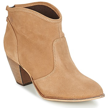 Ankle boots / Boots BT London KIMIKO TAUPE 350x350