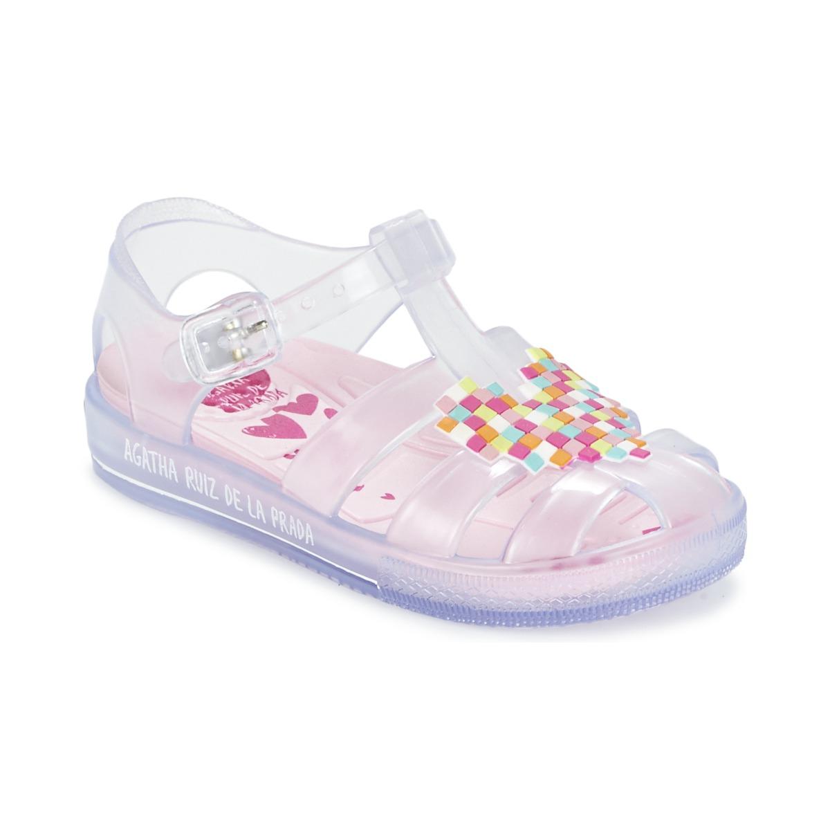 Sandals Agatha Ruiz de la Prada BASILA White