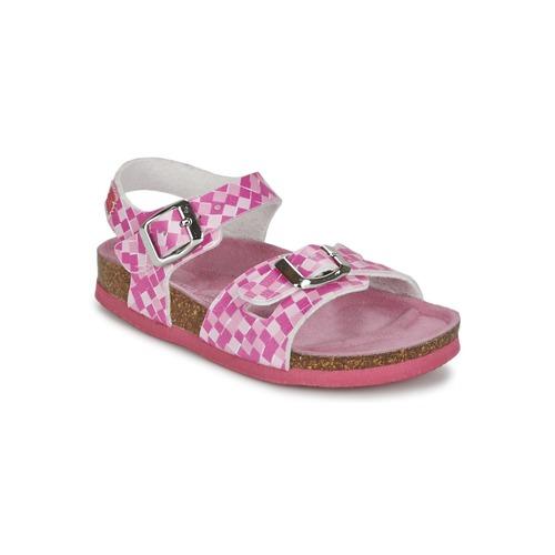 Shoes Girl Sandals Agatha Ruiz de la Prada ANNA Fuschia