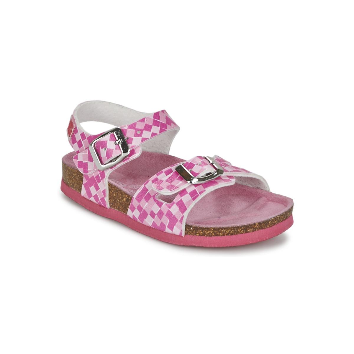 Sandals Agatha Ruiz de la Prada ANNA Fuschia