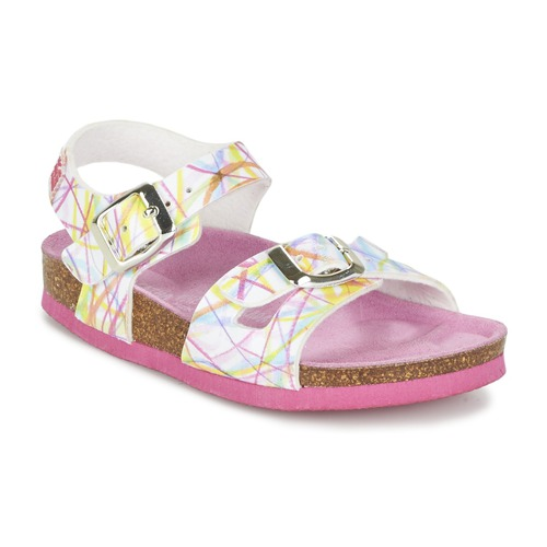 Shoes Girl Sandals Agatha Ruiz de la Prada CHELINA Multicoloured