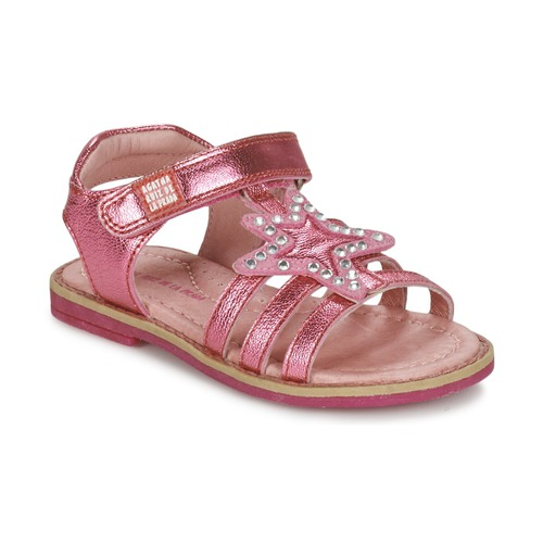 Shoes Girl Sandals Agatha Ruiz de la Prada NUEL Pink