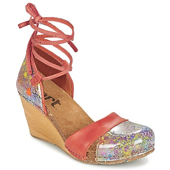 Shoes Women Sandals Art VALBY 499 Multicoloured