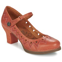 Shoes Women Court shoes Art HARLEM 943 CORAL