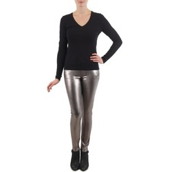 material Women 5-pocket trousers S.Oliver PANTS Silver