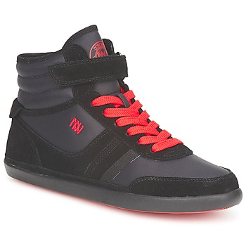 High top trainers Dorotennis MONTANTE STREET LACETS + VELCRO