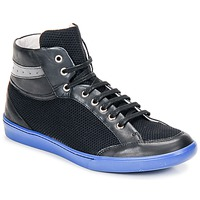 Shoes Men High top trainers Swear GENE 3  black / Blue