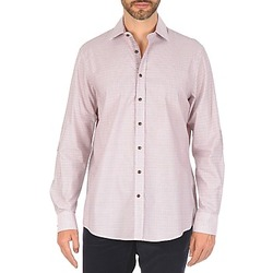long-sleeved shirts Hackett MULTI MINI GRID CHECK