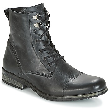 Ankle boots / Boots Casual Attitude RIBELLE Black 350x350