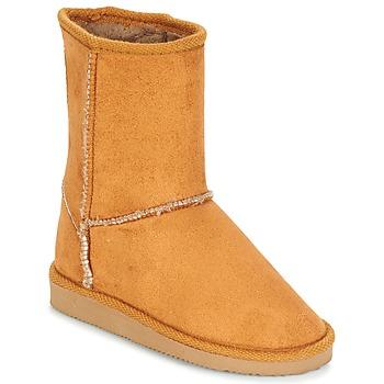 Boots Citrouille et Compagnie ZOONO BEIGE 350x350