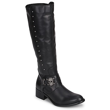 Shoes Women Boots Betty London RIME ROCK Black