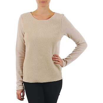 material Women jumpers Majestic 240 Beige
