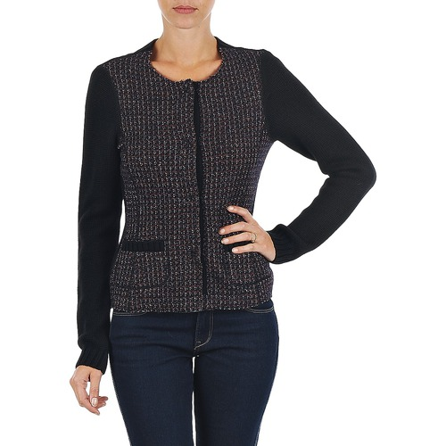material Women Jackets / Cardigans Marc O'Polo FANNIE Black