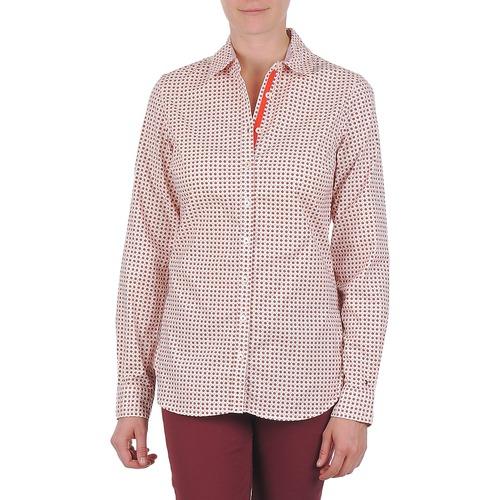 material Women Shirts Tommy Hilfiger CARYN Orange
