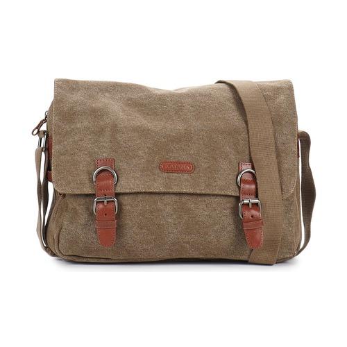 Bags Messenger bags Katana GARRY Brown