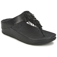 Shoes Women Sandals FitFlop CHACHA Black
