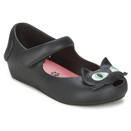 Shoes Girl Ballerinas Melissa CHAT Black