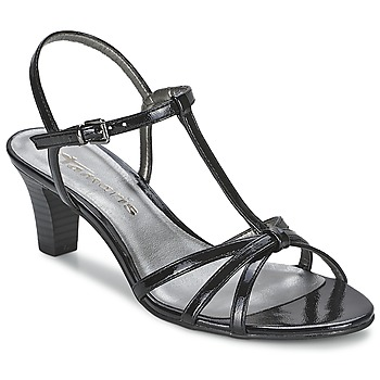 Shoes Women Sandals Tamaris ANGILI Black