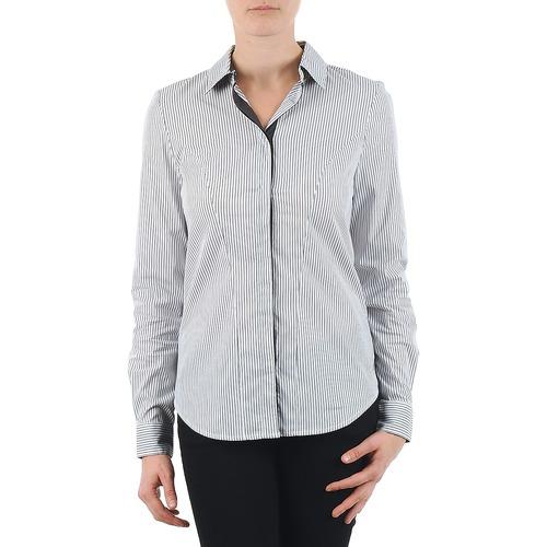 material Women Shirts La City OCHEMBLEU Grey
