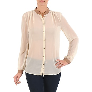 material Women Shirts La City O CHEM LV ECRU