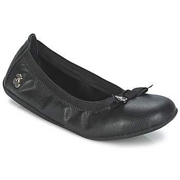 Shoes Girl Ballerinas Le Temps des Cerises LILOU Black