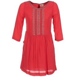 material Women Short Dresses Stella Forest ARO060 CORAL
