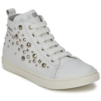 Shoes Children High top trainers Diesel VAR2 White