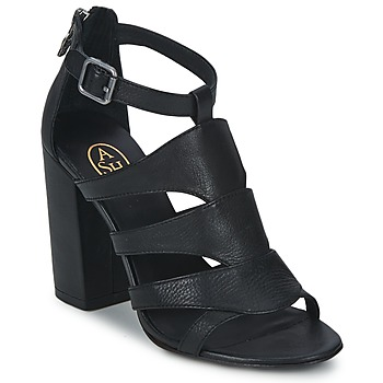 Shoes Women Sandals Ash EMOTION Black