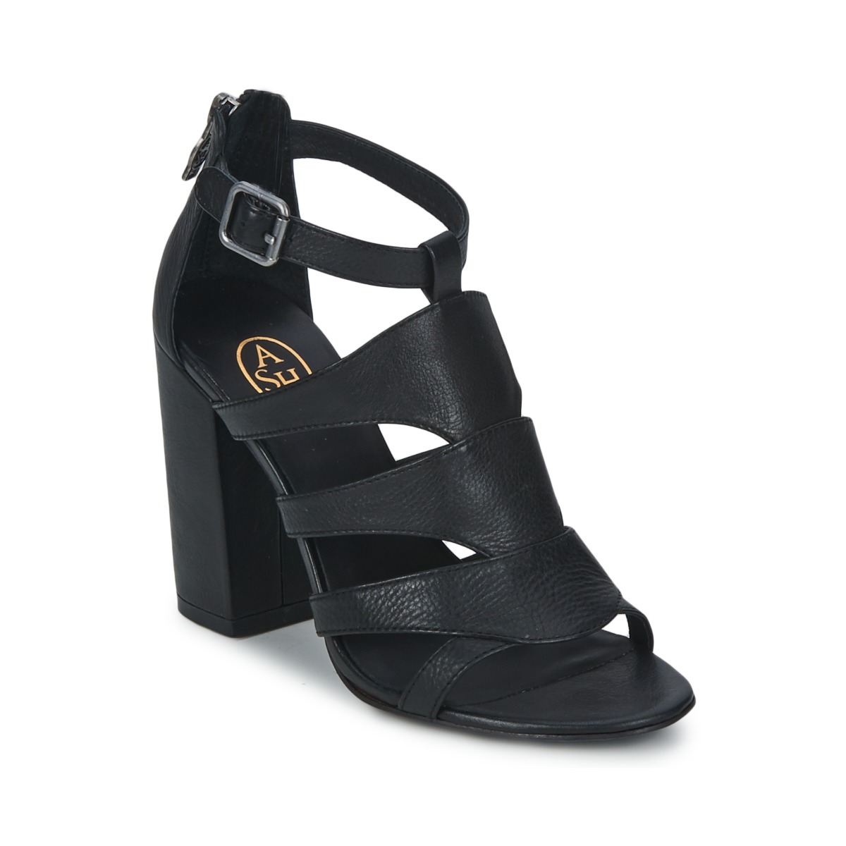 Sandals Ash EMOTION Black