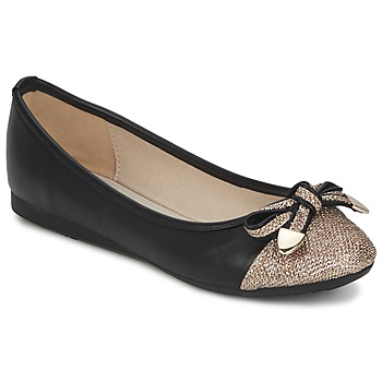 Shoes Women Ballerinas Moony Mood DAK Black