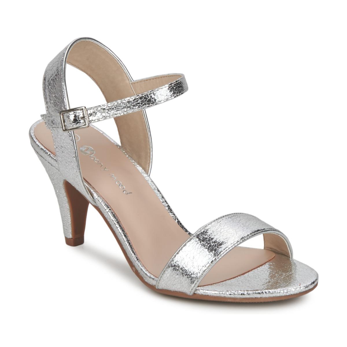 Sandals Moony Mood MUNBA Silver