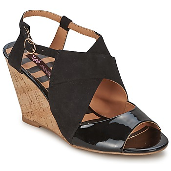 Sandals Chocolate Schubar ELVINA