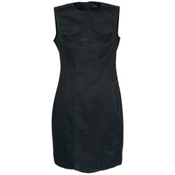 material Women Short Dresses Diesel D-SIRY Black