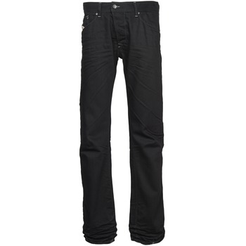 material Men straight jeans Diesel DARRON Black