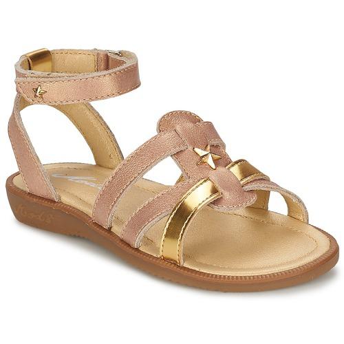 Sandals Mod'8 HOPAL Pink 350x350