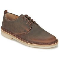 Shoes Men Derby shoes Clarks DESERT LONDON Brown