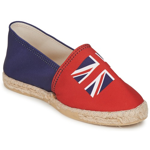 Espadrilles Be Only KATE Red Blue 350x350