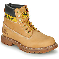 Shoes Men Mid boots Caterpillar COLORADO Honey