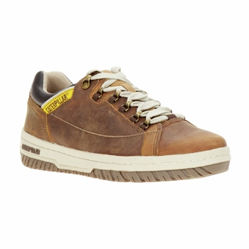Trainers Caterpillar APA Brown 350x350