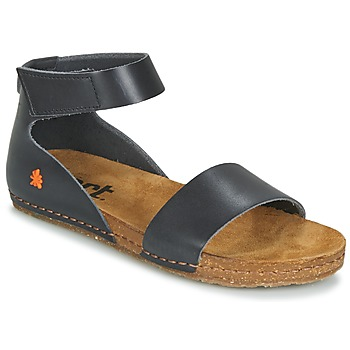 Shoes Women Sandals Art CRETA Black