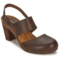 Shoes Women Sandals Art IMEET Brown