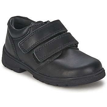 Shoes Boy Low top trainers Start Rite ROTATE Black