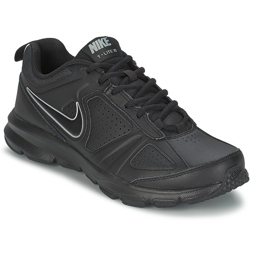 Huelga Finanzas Compositor  Nike T-LITE XI Black - Fast delivery | Spartoo Europe ! - Shoes Multisport  shoes Men 43,99 €