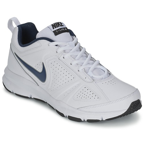 Votación Marcar Matar  Nike T-LITE XI White / Black - Fast delivery | Spartoo Europe ! - Shoes  Multisport shoes Men 43,99 €