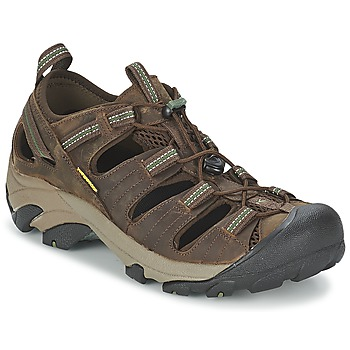 Shoes Men Hiking shoes Keen ARROYO II Brown