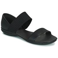 Shoes Women Sandals Camper RIGHT NINA Black