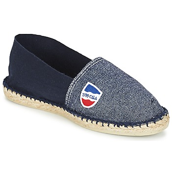 Shoes Men Espadrilles 1789 Cala CLASSIQUE BICOLORE Marine